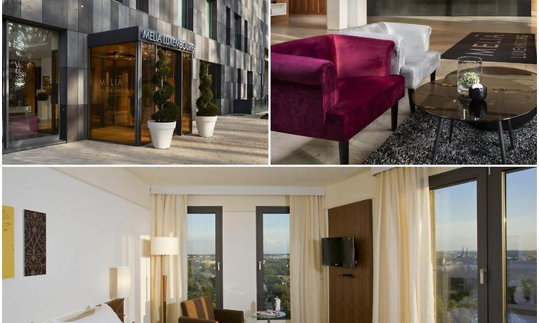 **** HOTEL MELIA LUXEMBOURG, LUXEMBOURG ****
